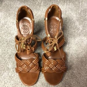 Tory Burch size 8 heels